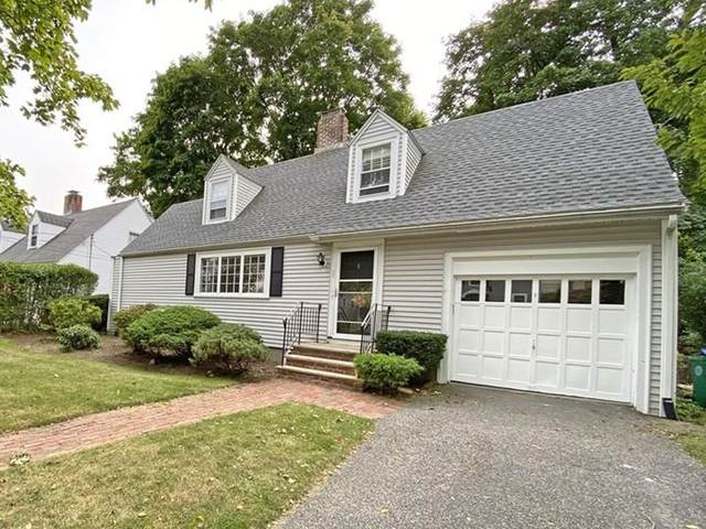 58 Bow Road, Newton, MA 02459 (MLS #72728706) :: Exit Realty