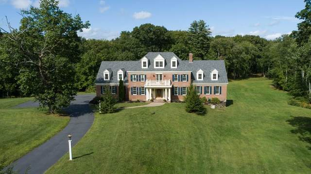 218 & 212 Sudbury Road, Stow, MA 01775 (MLS #72728721) :: DNA Realty Group