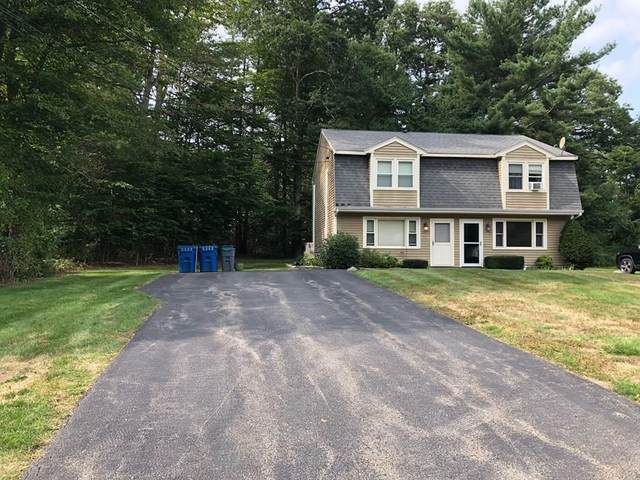 63 Old Forge #63, Bridgewater, MA 02324 (MLS #72728744) :: RE/MAX Vantage