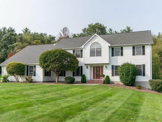 126 South Brook Rd, East Longmeadow, MA 01028 (MLS #72728761) :: NRG Real Estate Services, Inc.