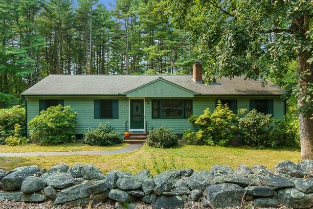 376 Central St, Acton, MA 01720 (MLS #72728776) :: Zack Harwood Real Estate | Berkshire Hathaway HomeServices Warren Residential