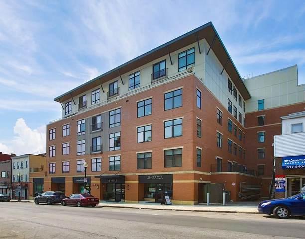 250 Meridian St #309, Boston, MA 02128 (MLS #72728779) :: Parrott Realty Group