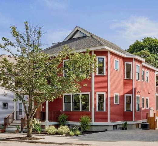 634 Huron, Cambridge, MA 02138 (MLS #72728807) :: Walker Residential Team