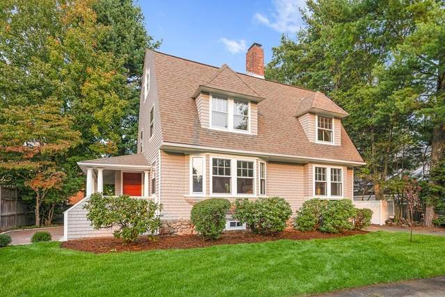 10 Denton Rd, Wellesley, MA 02482 (MLS #72728888) :: RE/MAX Unlimited