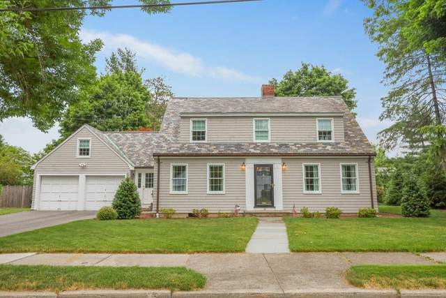 12 Janet Rd., Newton, MA 02459 (MLS #72728893) :: Exit Realty