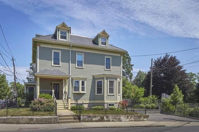 119 Central Street, Somerville, MA 02145 (MLS #72729204) :: Zack Harwood Real Estate | Berkshire Hathaway HomeServices Warren Residential