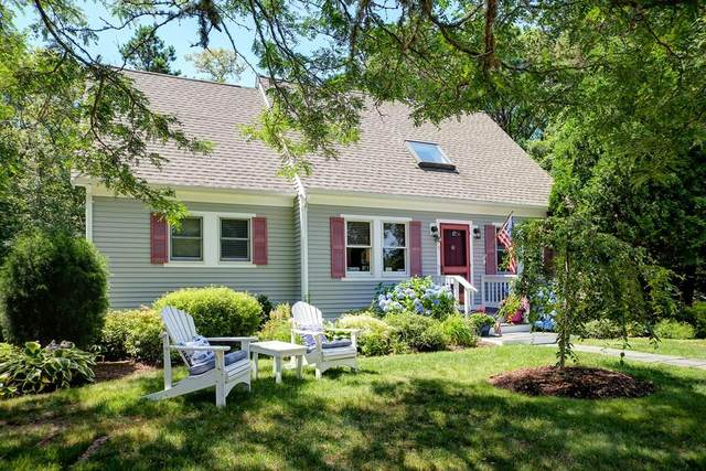 5 Crowell Pond Ln, Falmouth, MA 02556 (MLS #72729221) :: Parrott Realty Group