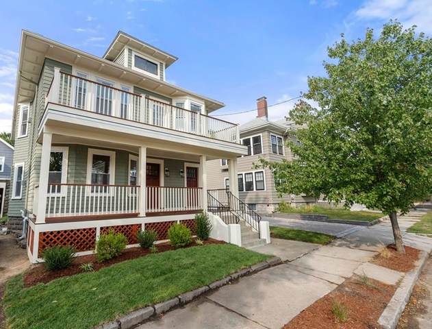 50 Newcomb St #50, Arlington, MA 02474 (MLS #72729270) :: RE/MAX Unlimited