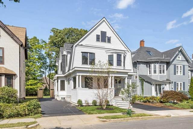 321 Cabot Street, Newton, MA 02460 (MLS #72729271) :: Parrott Realty Group