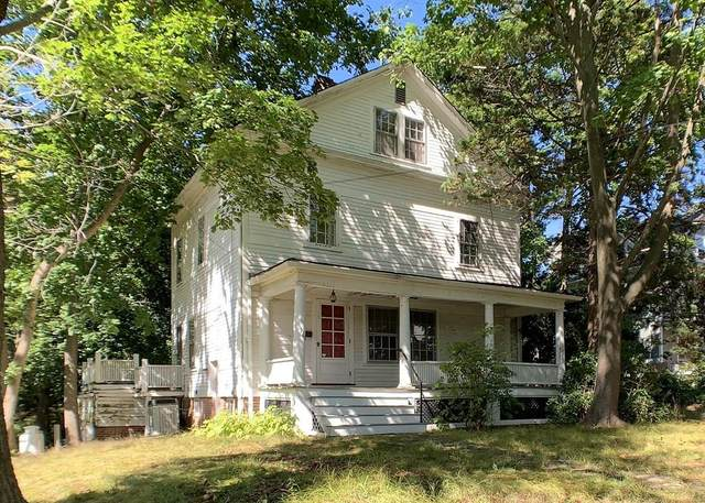 169 Northampton Rd, Amherst, MA 01002 (MLS #72729331) :: Parrott Realty Group