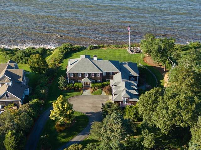 218 Warren Ave, Plymouth, MA 02360 (MLS #72729336) :: The Gillach Group