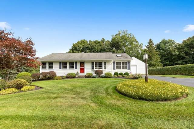 2 Hilltop Drive, Sterling, MA 01564 (MLS #72729384) :: Re/Max Patriot Realty