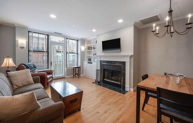 75 Clarendon St #306, Boston, MA 02116 (MLS #72729386) :: Zack Harwood Real Estate | Berkshire Hathaway HomeServices Warren Residential
