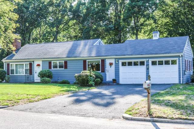 70 Jeffrey Road, Springfield, MA 01119 (MLS #72729394) :: Anytime Realty