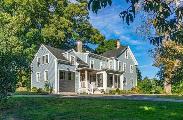 27 Prospect St, Topsfield, MA 01983 (MLS #72729620) :: DNA Realty Group