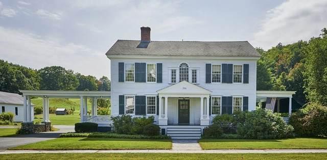 326 Main St, Ashfield, MA 01330 (MLS #72729698) :: Kinlin Grover Real Estate