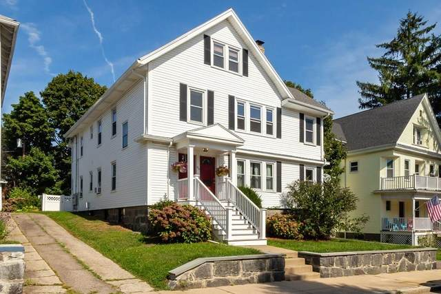 49 Congreve, Boston, MA 02131 (MLS #72729699) :: Zack Harwood Real Estate | Berkshire Hathaway HomeServices Warren Residential