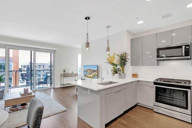 65 Lewis Street Ph16, Boston, MA 02128 (MLS #72729713) :: Zack Harwood Real Estate | Berkshire Hathaway HomeServices Warren Residential