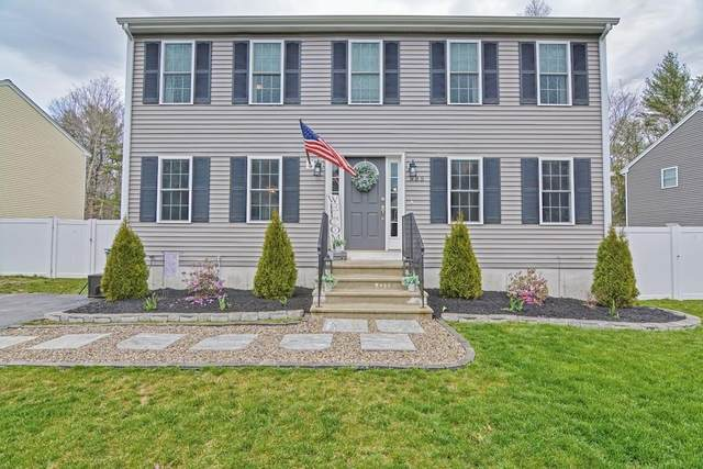 985 Dighton Woods Cir, Dighton, MA 02715 (MLS #72729732) :: EXIT Cape Realty