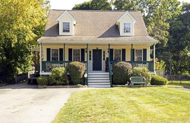 21 Willard Ave, Whitman, MA 02382 (MLS #72729837) :: Anytime Realty