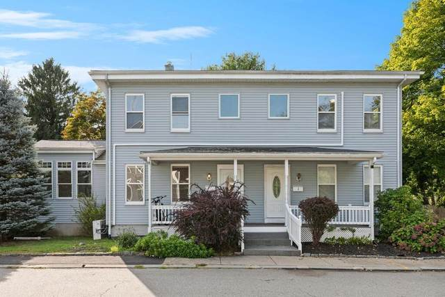 3 Keefe Ave #3, Newton, MA 02464 (MLS #72729964) :: RE/MAX Unlimited