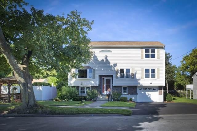 22 Sheffield Dr, Peabody, MA 01960 (MLS #72730103) :: Westcott Properties