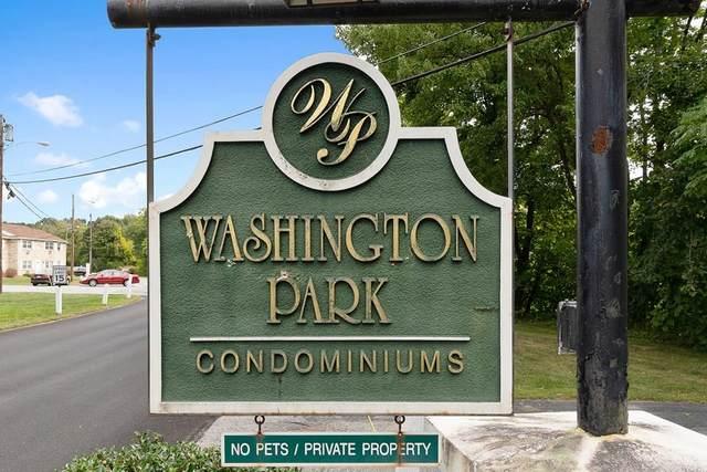70 Washington Park Dr #6, Andover, MA 01810 (MLS #72730113) :: Westcott Properties