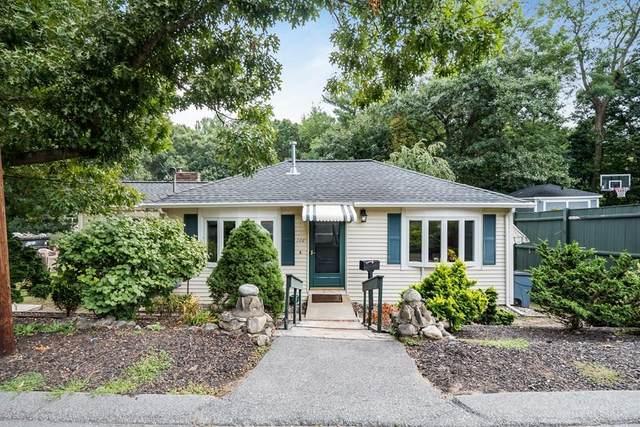 116 Andover Street, Andover, MA 01810 (MLS #72730118) :: Westcott Properties