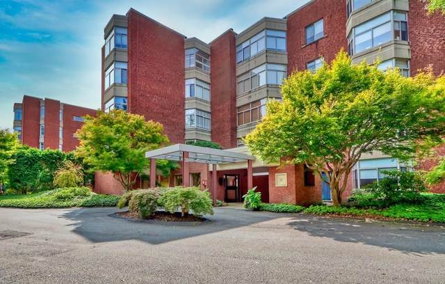 99-20 Florence Street 2A, Newton, MA 02467 (MLS #72730124) :: The Gillach Group
