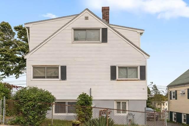 19 Ormond St, Boston, MA 02126 (MLS #72730129) :: Westcott Properties