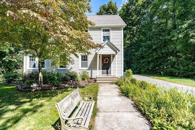 32 Lincoln Rd, Longmeadow, MA 01106 (MLS #72730145) :: NRG Real Estate Services, Inc.