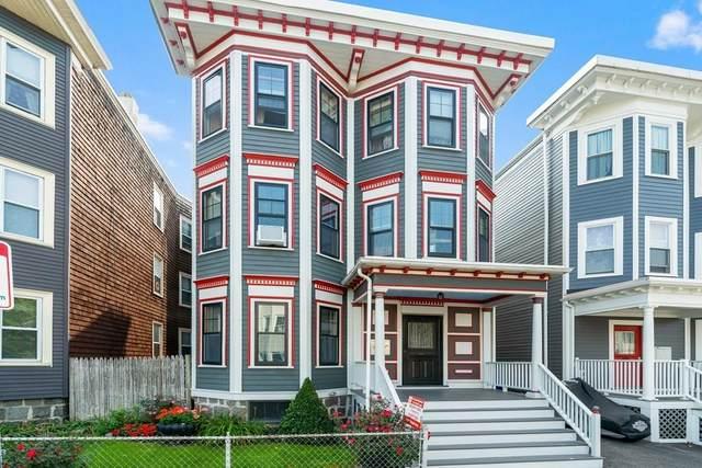 21 1/2 Mount Vernon St, Boston, MA 02125 (MLS #72730153) :: RE/MAX Unlimited
