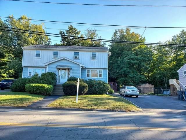 78 Grove St B, Randolph, MA 02368 (MLS #72730162) :: RE/MAX Unlimited