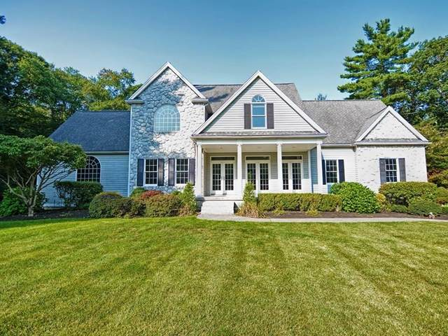 142 Mastro Dr, Franklin, MA 02038 (MLS #72730182) :: DNA Realty Group
