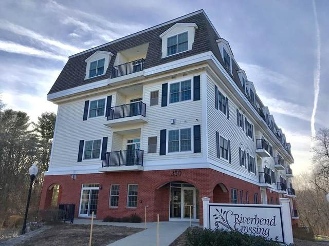 350 Greene Street #310, North Andover, MA 01845 (MLS #72730192) :: Exit Realty