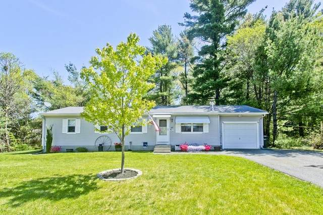 247 Hanson Dr, Springfield, MA 01128 (MLS #72730296) :: Trust Realty One