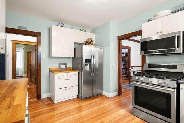 69 Albano St #1, Boston, MA 02131 (MLS #72730372) :: EXIT Cape Realty