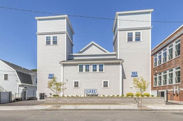 563 Summer Street #7, Lynn, MA 01905 (MLS #72730387) :: Anytime Realty