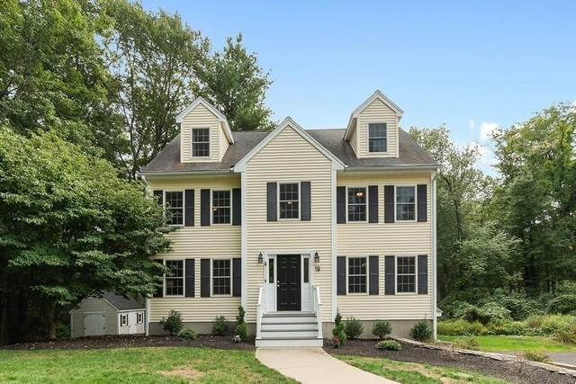 15 Lawrence Ct, Wilmington, MA 01887 (MLS #72730402) :: Exit Realty