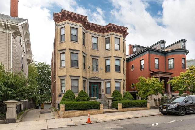 404 Meridian St 1B, Boston, MA 02128 (MLS #72730418) :: DNA Realty Group
