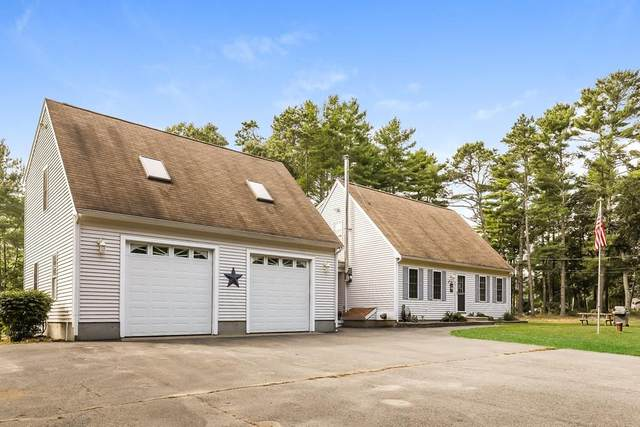 39 Station St, Wareham, MA 02571 (MLS #72730470) :: Exit Realty