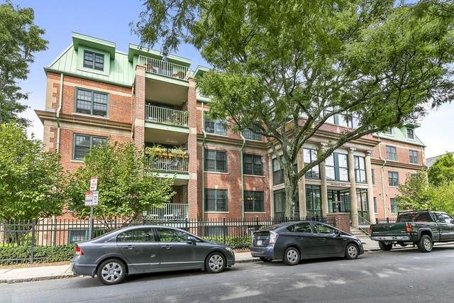 1 Russell Street #403, Cambridge, MA 02140 (MLS #72730489) :: Parrott Realty Group