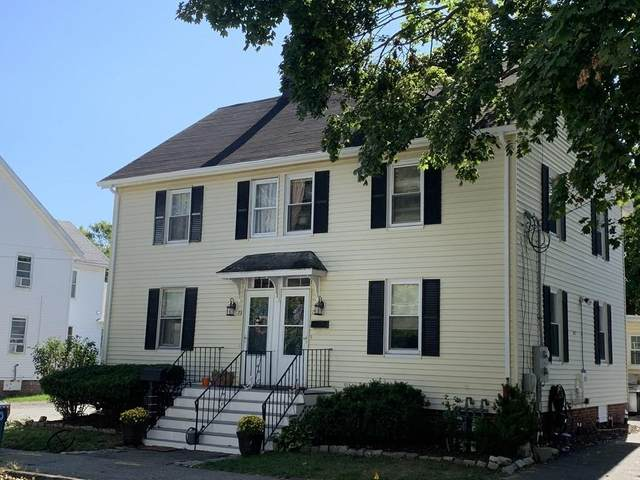 71 Pleasant St #71, North Andover, MA 01845 (MLS #72730558) :: DNA Realty Group
