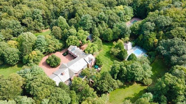 200 Pond Road, Wellesley, MA 02482 (MLS #72730626) :: The Gillach Group