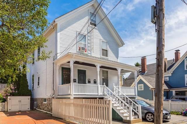 25 Pearl Street, Marblehead, MA 01945 (MLS #72730633) :: Trust Realty One