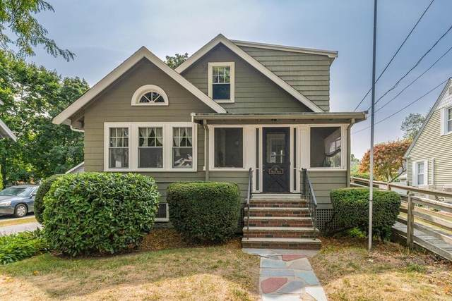 18 Hanson St, Wakefield, MA 01880 (MLS #72730695) :: The Duffy Home Selling Team