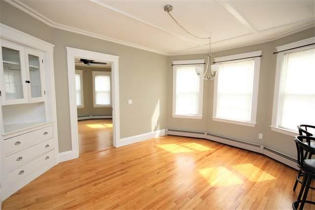 8 Cedar St #3, Haverhill, MA 01830 (MLS #72730732) :: The Duffy Home Selling Team