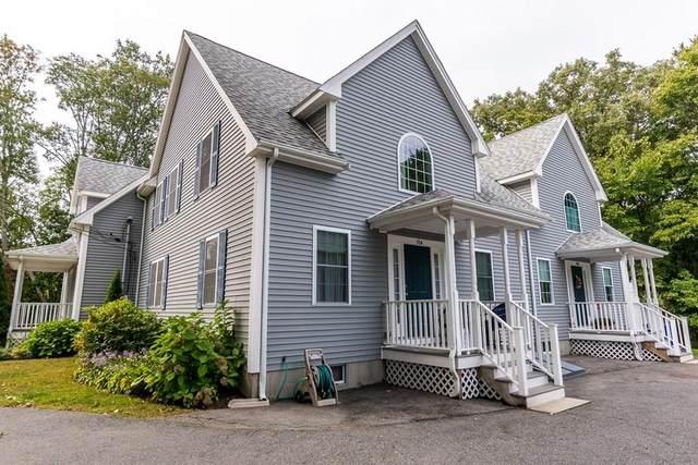 98 Hart St B, Taunton, MA 02780 (MLS #72730733) :: The Duffy Home Selling Team