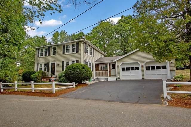 2 Mayflower Ave, Burlington, MA 01803 (MLS #72730742) :: The Duffy Home Selling Team