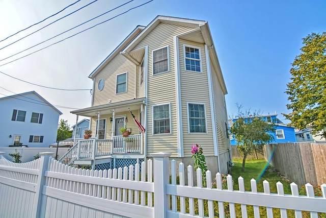 2 Vera Street, Revere, MA 02151 (MLS #72730743) :: The Duffy Home Selling Team